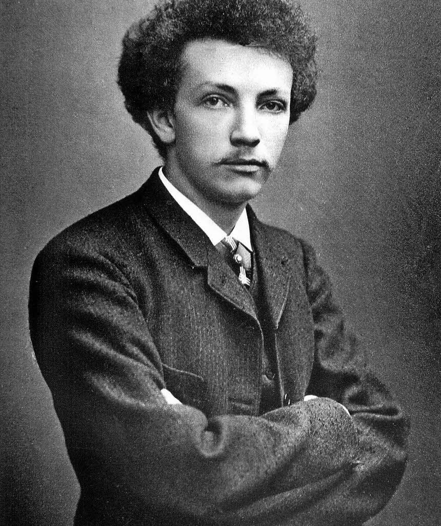 Richard Strauss Foto: ©DPA